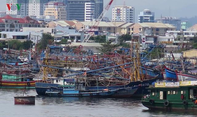 Tàu 67 nằm bờ, ngư dân nợ nần chồng chất - Ảnh 2.