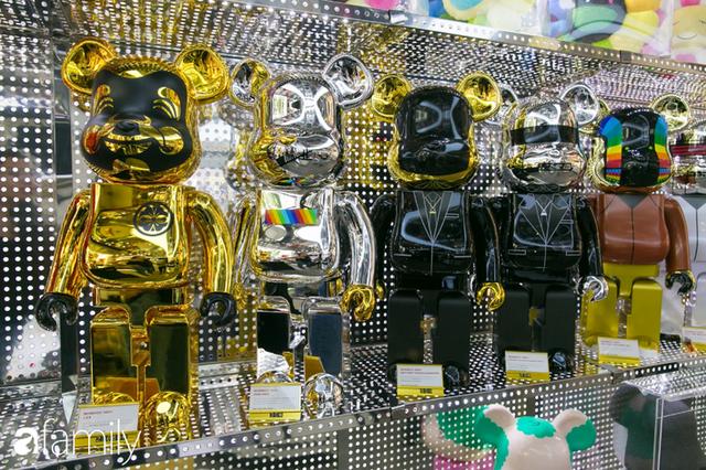 Bỏ hàng chục, thậm chí trăm triệu đồng để mua Bearbrick cho con, món đồ chơi xa xỉ của các gia đình có điều kiện - Ảnh 16.