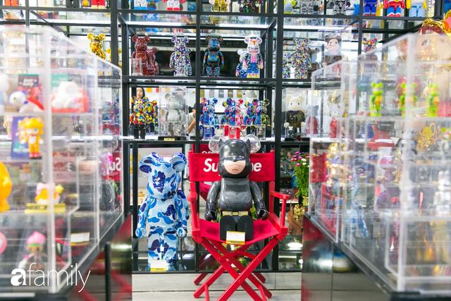 Bỏ hàng chục, thậm chí trăm triệu đồng để mua Bearbrick cho con, món đồ chơi xa xỉ của các gia đình có điều kiện - Ảnh 18.