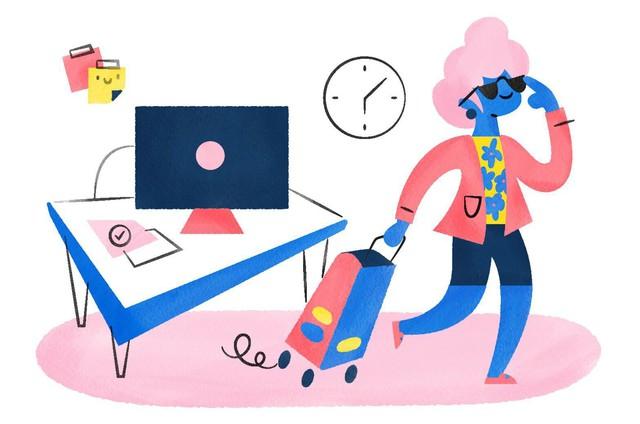 Cắm mặt cả ngày ở văn phòng chưa chắc thể hiện mình chăm chỉ, sao không về nhà đúng giờ để có 4 lợi ích này - Ảnh 5.