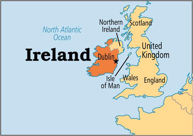 Lối sống craic vui vẻ đến lạ của người Ireland: Không tiêu xài hoang phí, người hành khất hay tỷ phú đều được đối xử công bằng - Ảnh 1.