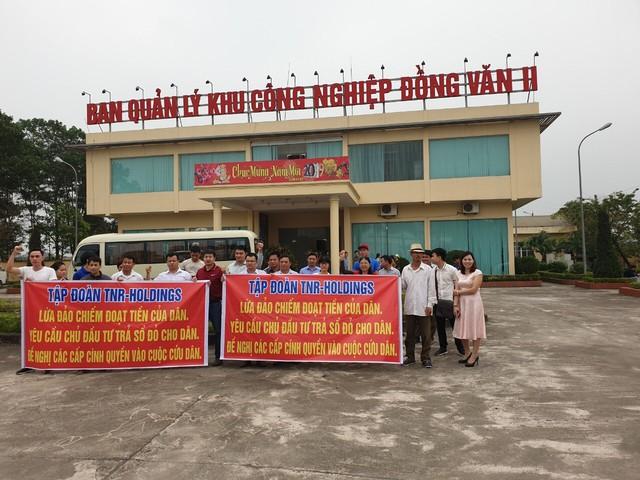 Miếng đất đầy cỏ dại 'chôn' tiền tỷ ở khu đô thị TNR Stars Đồng Văn - Ảnh 12.
