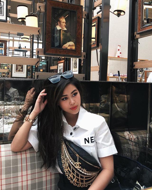 3 ái nữ cành vàng lá ngọc nhà đại gia Việt: Thay đồ hiệu như thay áo, xách túi hiệu như xách giỏ đi chợ mỗi ngày - Ảnh 12.
