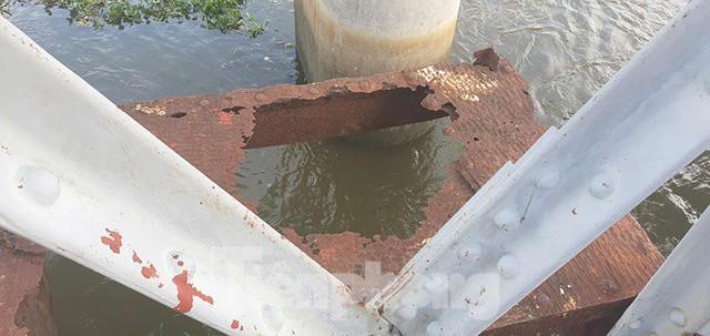 Bay trên cao ngắm cây cầu sắt 117 năm tuổi ở Sài Gòn sắp tháo dỡ - Ảnh 19.