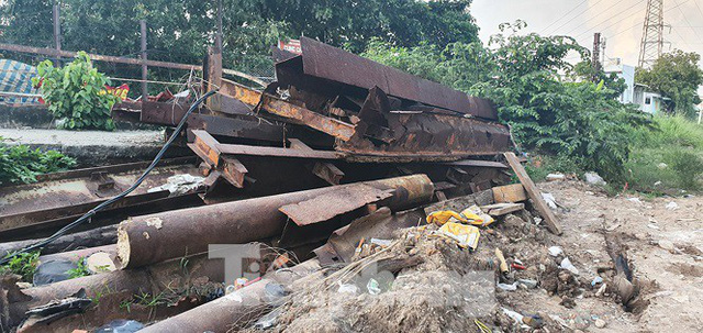 Bay trên cao ngắm cây cầu sắt 117 năm tuổi ở Sài Gòn sắp tháo dỡ - Ảnh 20.