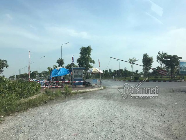 Miếng đất đầy cỏ dại 'chôn' tiền tỷ ở khu đô thị TNR Stars Đồng Văn - Ảnh 3.