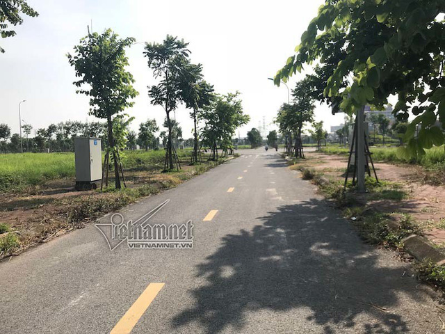 Miếng đất đầy cỏ dại 'chôn' tiền tỷ ở khu đô thị TNR Stars Đồng Văn - Ảnh 8.