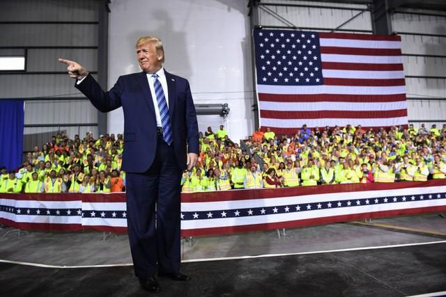 Tổng thống Trump dọa rút Mỹ khỏi WTO nếu buộc phải vậy - Ảnh 1.