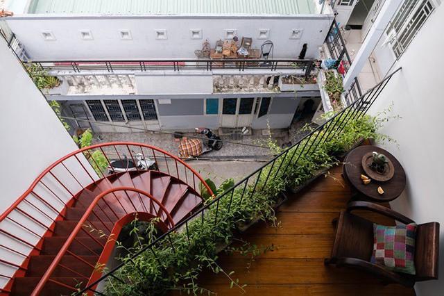 Ngôi nhà giằng xé giữa quá khứ - hiện tại nổi bật ở Đà Nẵng - Ảnh 7.