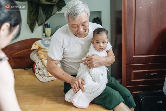 Nhật kí lần đầu làm bố mẹ của cặp vợ chồng U60 ở Hà Nội: Thỏ à, con là món quà vô giá! - Ảnh 17.