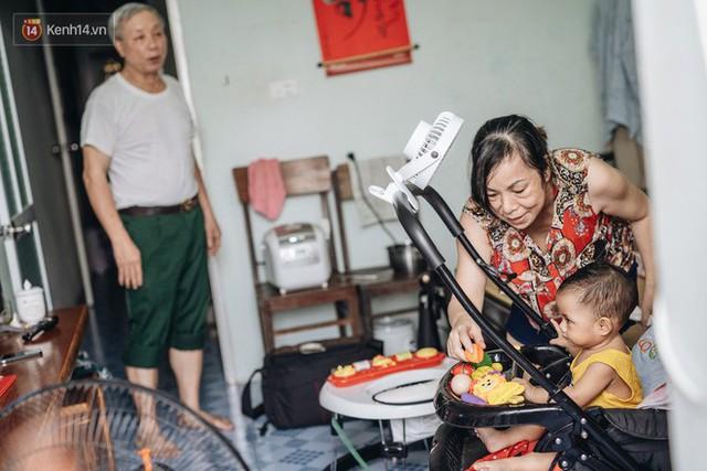 Nhật kí lần đầu làm bố mẹ của cặp vợ chồng U60 ở Hà Nội: Thỏ à, con là món quà vô giá! - Ảnh 19.