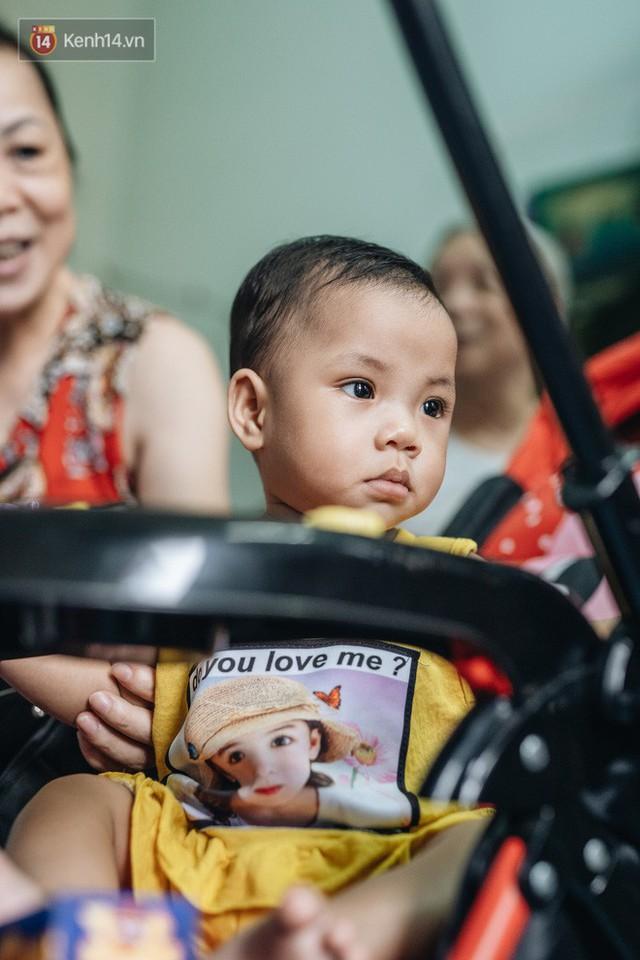 Nhật kí lần đầu làm bố mẹ của cặp vợ chồng U60 ở Hà Nội: Thỏ à, con là món quà vô giá! - Ảnh 20.