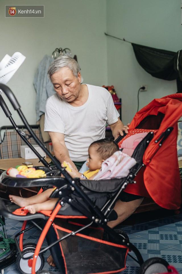 Nhật kí lần đầu làm bố mẹ của cặp vợ chồng U60 ở Hà Nội: Thỏ à, con là món quà vô giá! - Ảnh 21.