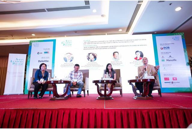 Phó TGĐ Deloitte Việt Nam: Doanh nghiệp gia đình muốn lớn mạnh cần có thêm người tài không phải thành viên trong nhà! - Ảnh 10.