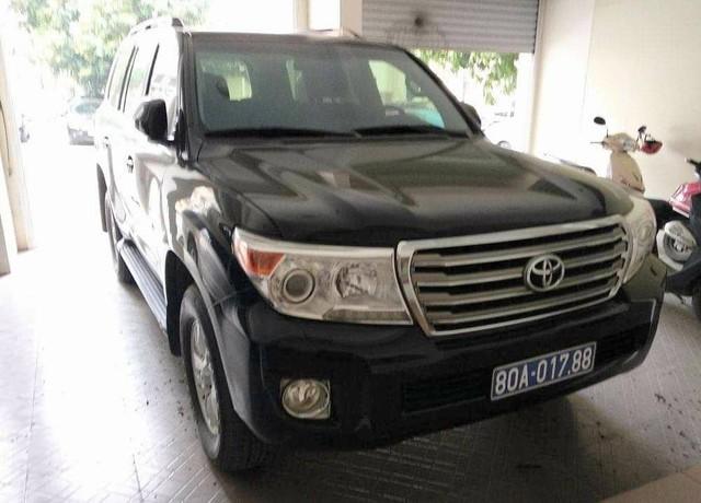 Gần 2 năm rao bán, xe biển xanh 80A doanh nghiệp tặng Nghệ An vẫn không có người mua - Ảnh 1.