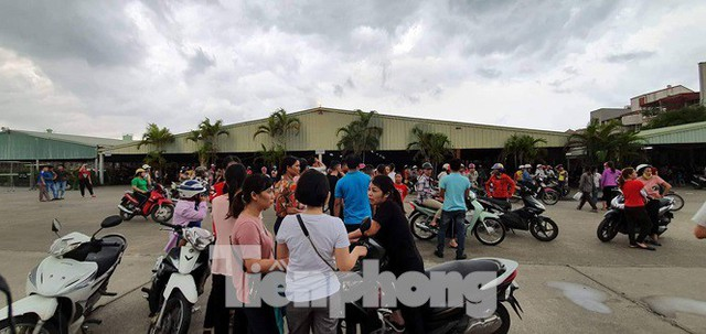 Chủ doanh nghiệp Đài Loan biến mất cùng cục nợ 30 tỷ: Công nhân ngồi trên lửa - Ảnh 3.