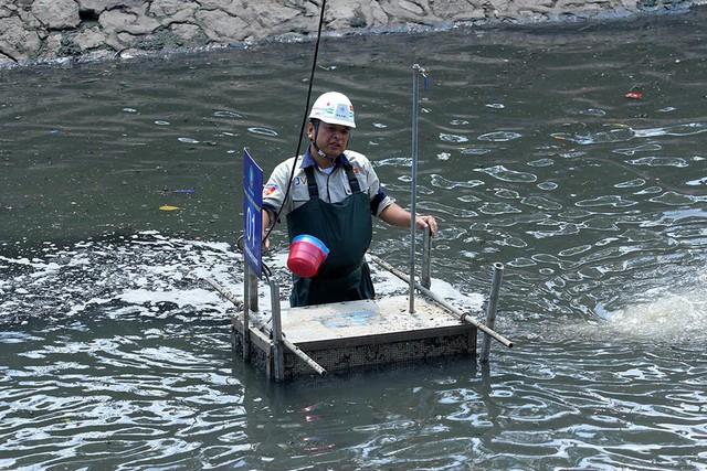 Chuyên gia Nhật: Sở TN&MT TP.HCM chưa hiểu công nghệ làm sạch sông Tô Lịch - Ảnh 4.
