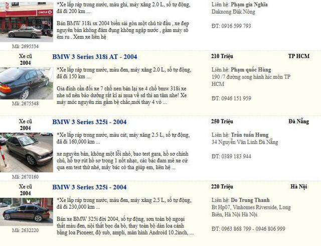 Xe sang cũ giá siêu rẻ, vài lần sửa bay nguyên cả xe - Ảnh 3.