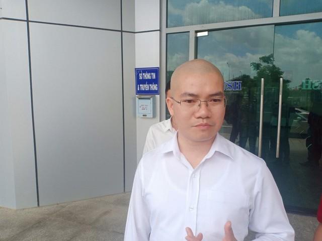 Xúc phạm người khác, Chủ tịch Địa ốc Alibaba chưa đóng tiền phạt - Ảnh 1.