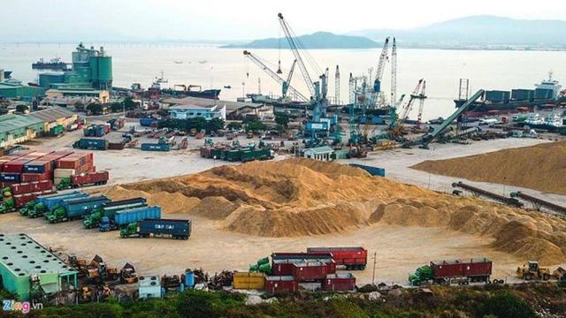 Cảng Quy Nhơn ra sao sau khi chuyển doanh nghiệp Nhà nước tiếp quản? - Ảnh 1.