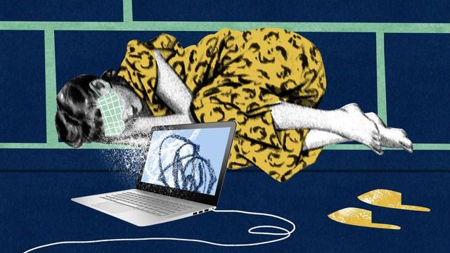 Thật bất ngờ: Ăn chuối, ngủ gục và chơi game chính là những cách hay để giảm stress nơi công sở - Ảnh 3.