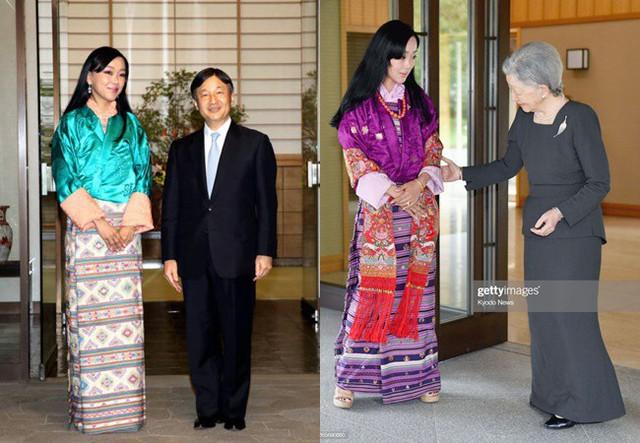 Danh tính Công chúa Bhutan đang khiến cộng đồng mạng phát sốt với khí chất ngút ngàn: Xinh đẹp bậc nhất, học vấn đỉnh cao cùng người chồng hoàn hảo - Ảnh 3.