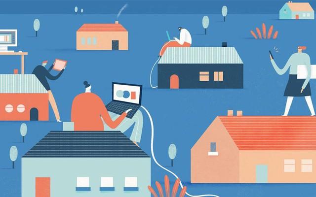Khoa học đã chứng minh: Dân công sở năng suất hơn khi làm việc ở nhà! - Ảnh 3.