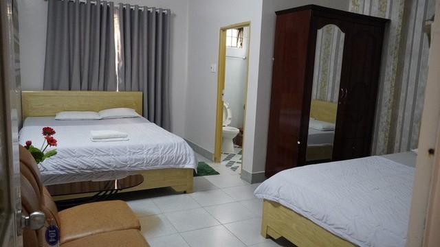 Vũng Tàu kiểm tra villa bị khách tố 10 triệu đồng/đêm nhưng giống phòng trọ  - Ảnh 4.