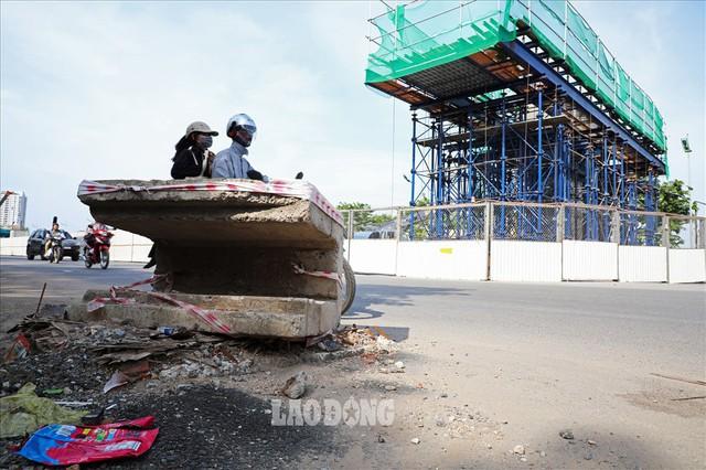 Những chiếc bẫy trên tuyến đường 3.000 tỉ ở Hà Nội - Ảnh 9.