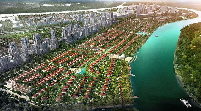 """Sunshine Group, Keppel Land, Nam Long, Hưng Thịnh…và loạt """"ông lớn"""" địa ốc khác mạnh tay thâu tóm dự án - Ảnh 3."""