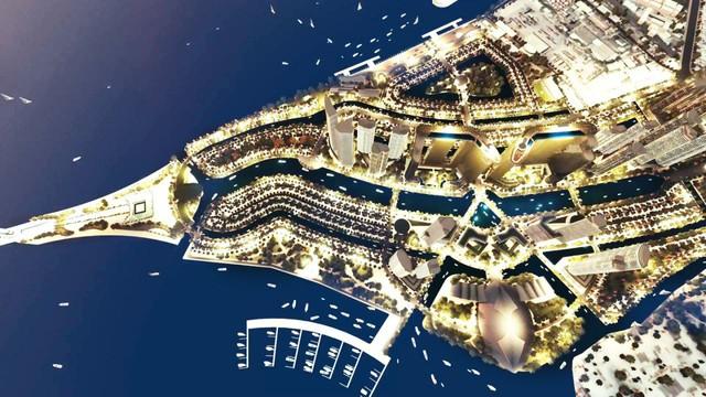 Diện mạo hai bờ sông Sài Gòn tương lai nhìn từ loạt siêu dự án tỷ đô - Ảnh 1.