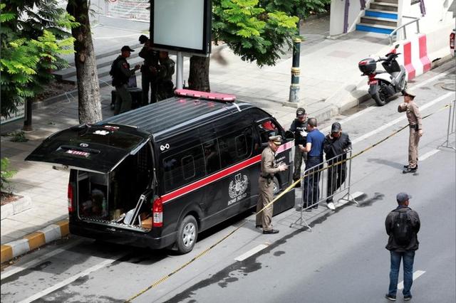 3 vụ đánh bom ở Bangkok khi Hội nghị ASEAN diễn ra - Ảnh 2.