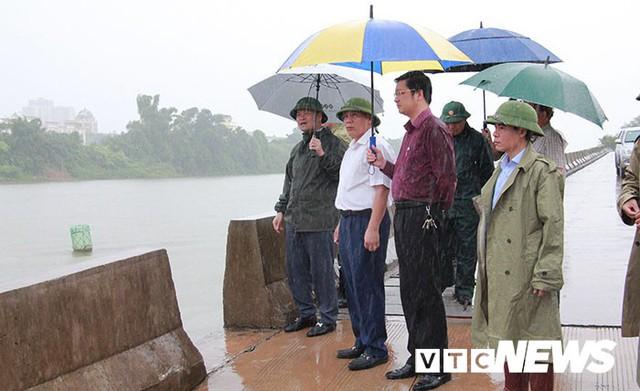 Hình ảnh mới nhất tại Quảng Ninh và Hải Phòng trước giờ bão số 3 đổ bộ - Ảnh 5.