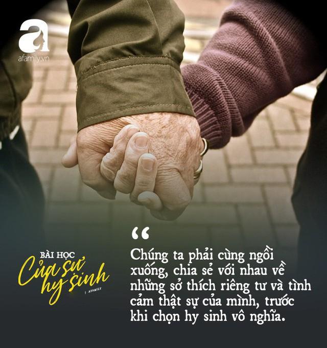 Bài học trong câu chuyện về món dưa chuột muối của đôi vợ chồng già: Hãy nói cho nhau nghe, đừng hy sinh vô nghĩa!  - Ảnh 6.