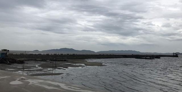 Hình ảnh mới nhất tại Quảng Ninh và Hải Phòng trước giờ bão số 3 đổ bộ - Ảnh 7.