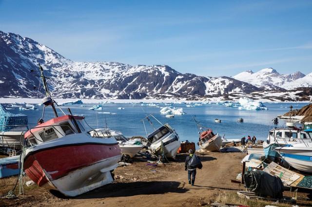 Đảo Greenland Tổng thống Trump muốn mua có giá thế nào? - Ảnh 9.