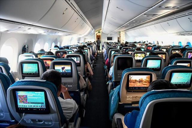 Có gì trong siêu máy bay Boeing 787-10 đầu tiên ở Việt Nam? - Ảnh 2.