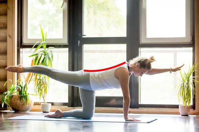 8 bài tập cải thiện vóc dáng, ngăn chặn tình trạng vẹo cột sống và cải thiện chứng đau cột sống hiệu quả - Ảnh 4.