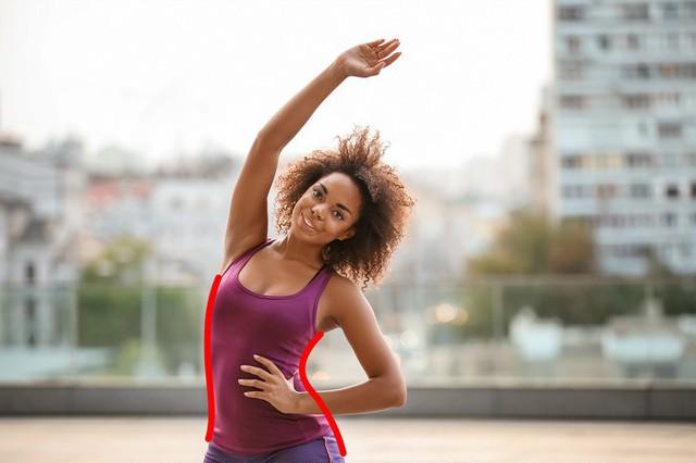 8 bài tập cải thiện vóc dáng, ngăn chặn tình trạng vẹo cột sống và cải thiện chứng đau cột sống hiệu quả - Ảnh 5.