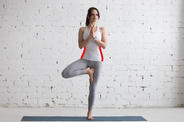 8 bài tập cải thiện vóc dáng, ngăn chặn tình trạng vẹo cột sống và cải thiện chứng đau cột sống hiệu quả - Ảnh 7.