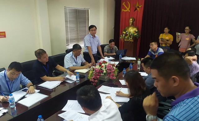 Hà Nội đối thoại với cư dân mua nhà của đại gia điếu cày - Ảnh 2.