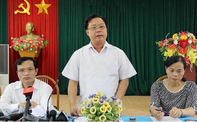 Thủ tướng kỷ luật phó chủ tịch tỉnh Sơn La vụ gian lận điểm - Ảnh 1.