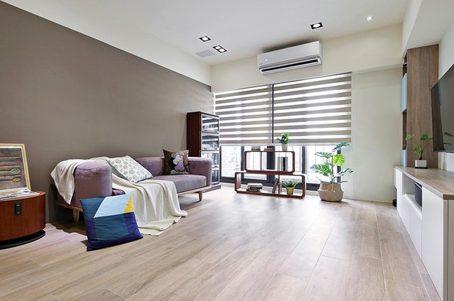 Tận hưởng căn hộ hiện đại, ngập tràn màu sắc - Ảnh 2.