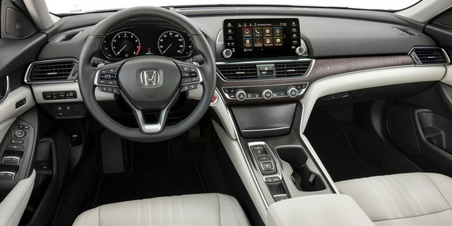 Honda Accord 2019 sắp xuất hiện tại Việt Nam cạnh tranh Toyota Camry, đại lý tiết lộ thời điểm ra mắt - Ảnh 5.