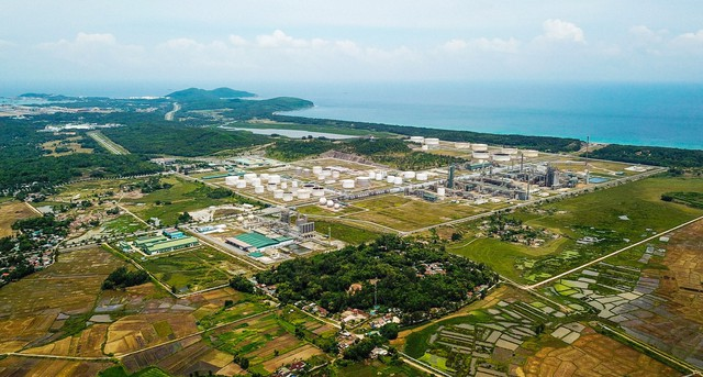 Quảng Ngãi ra tối hậu thư việc giải quyết vướng mắc dự án Khu đô thị công nghiệp Dung Quất - Ảnh 1.