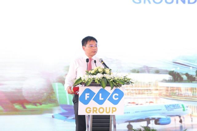 Khởi công khu đô thị đại học FLC, tỷ phú Trịnh Văn Quyết bước chân vào lĩnh vực giáo dục - Ảnh 2.