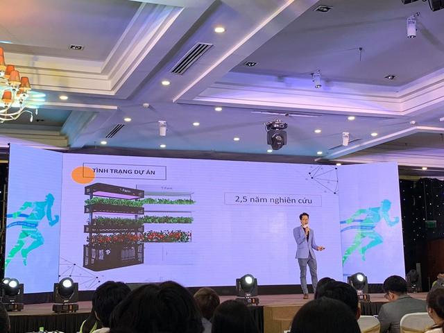 Điểm mặt 2 giải nhất cuộc thi Vietnam Startup Wheel 2019: T-Farm bán máy trồng cây bất chấp điều kiện khí hậu, AirIoT giúp tiết kiệm 30% điện tại các căn hộ cho thuê Airbnb - Ảnh 3.