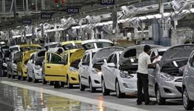 Cú tụt dốc không phanh của thị trường ô tô Ấn Độ - Ảnh 1.