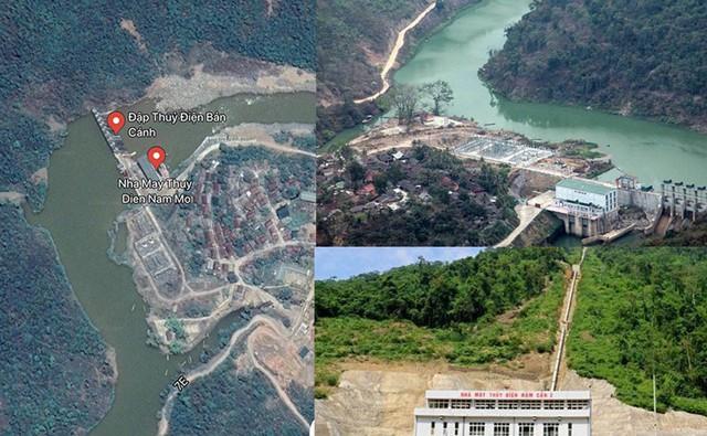 1km sông 3 nhà máy thủy điện, dân thấp thỏm khi mùa mưa lũ về - Ảnh 2.