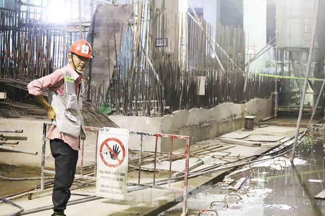 Cận cảnh đường hầm Metro số 1 dưới lòng Sài Gòn - Ảnh 12.